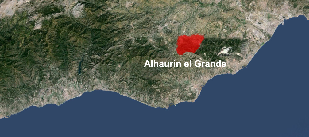 Property for Sale in Alhaurin el Grande Database Search